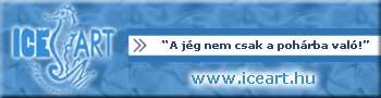 Jégszobrok készítése - IceArt.hu